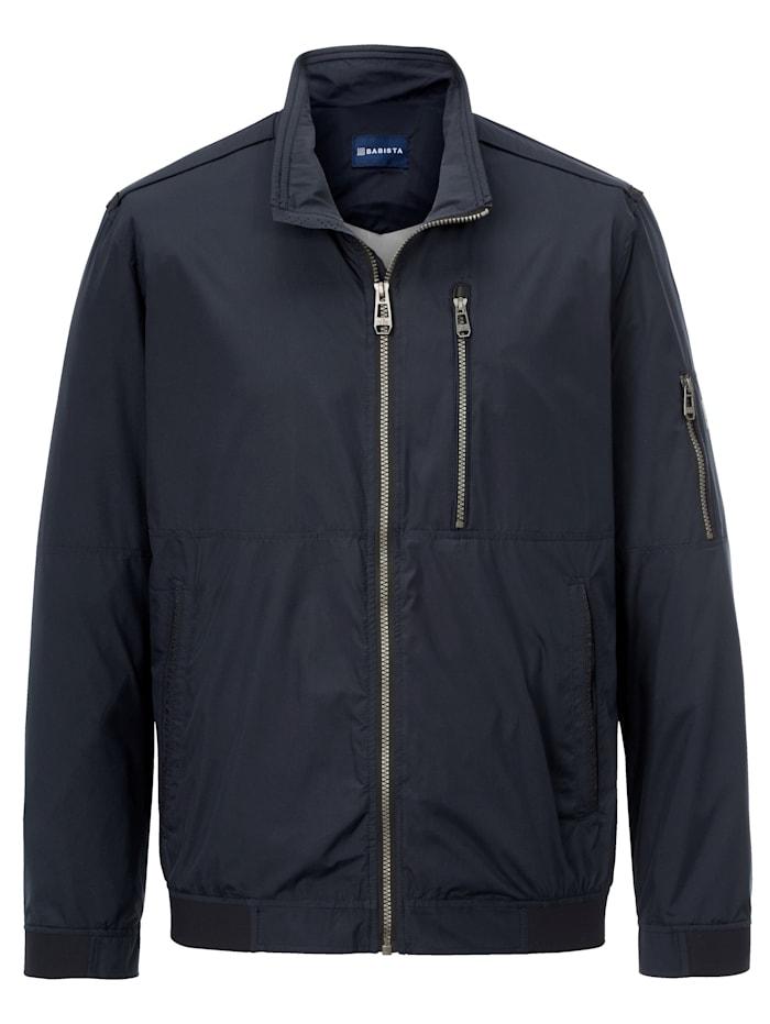 BABISTA Jacke packable - ultraleicht und mit praktischem Beutel für unterwegs, Marineblau