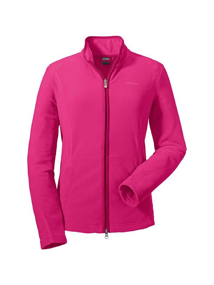 Schöffel Jacke Fleece Jacket Leona1