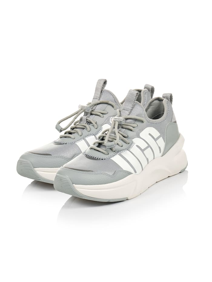 UGG Sneaker, Silberfarben