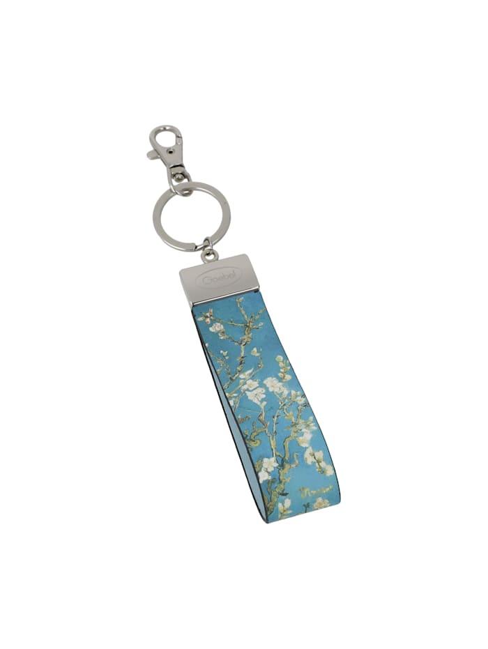 Goebel Goebel Schlüsselband Vincent van Gogh - Mandelbaum blau, van Gogh - Mandelbaum blau