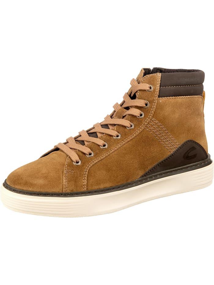 camel active Avon Sneakers High, cognac