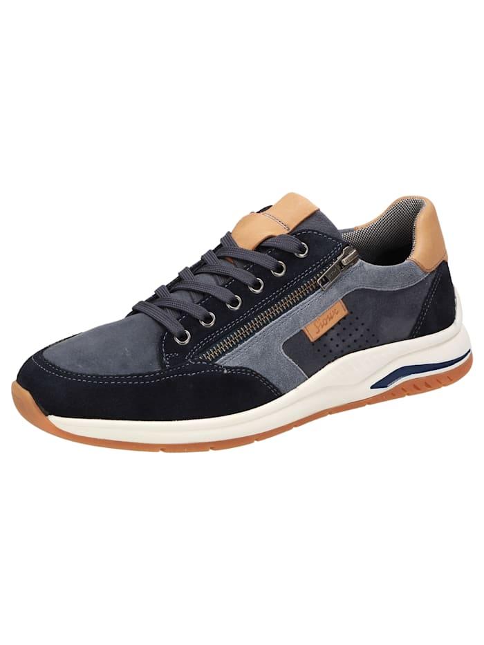 Sioux Sneaker Turibio-702-J, blau