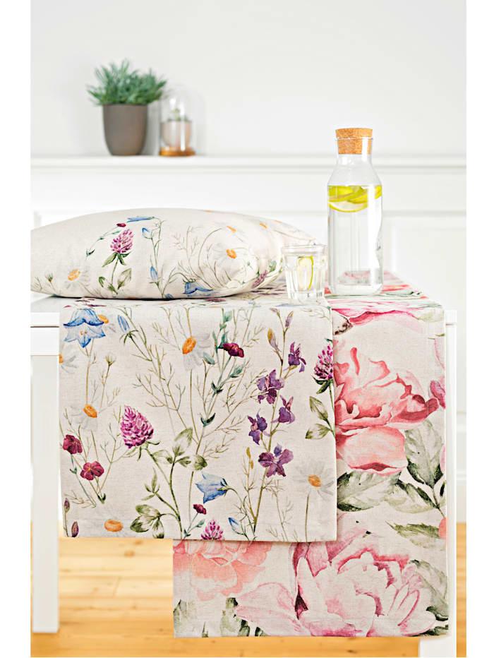 Tischläufer 'Blüten'
