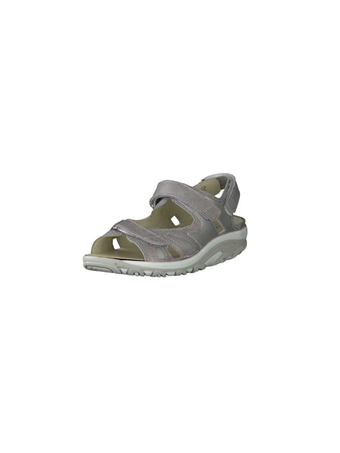 Waldläufer Sandalen/Sandaletten, grau