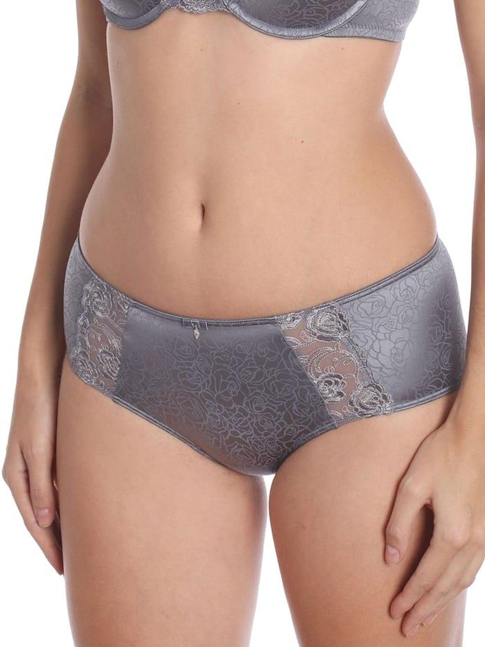 sassa Damen Panty PURISTIC ROSE, dusty Grey