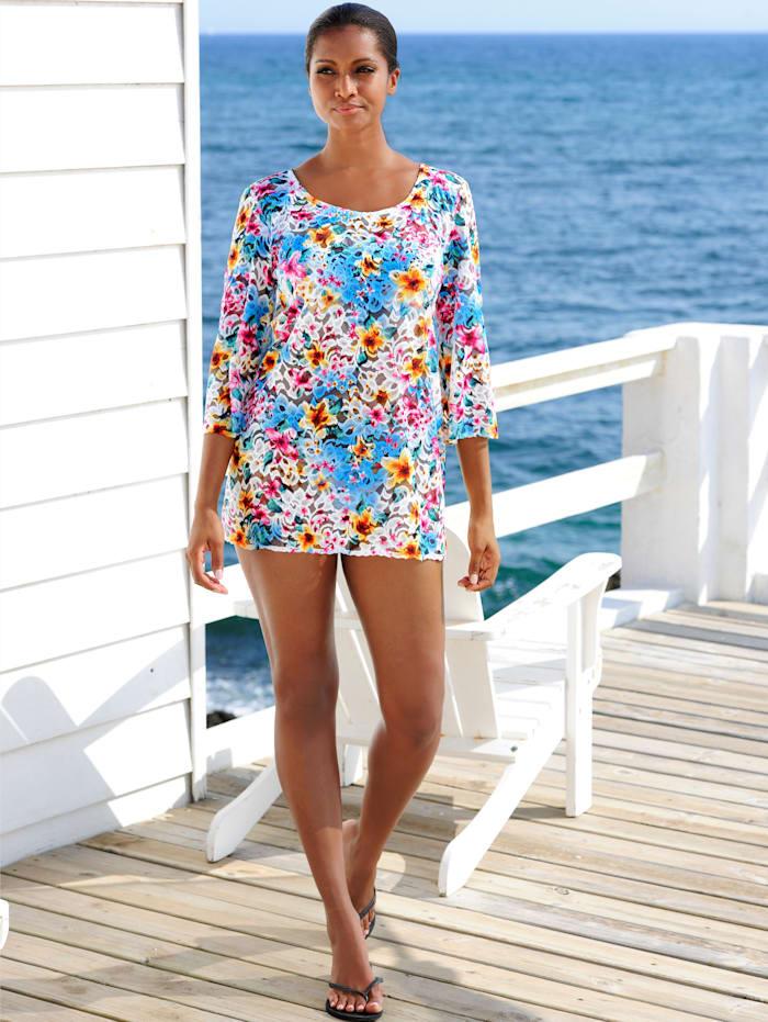 Strandshirt aus Spitze