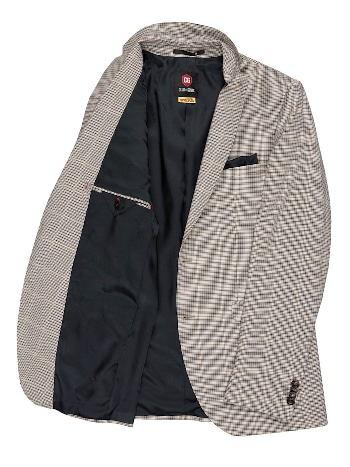 Stretch Anzug-Sakko CG Colvin