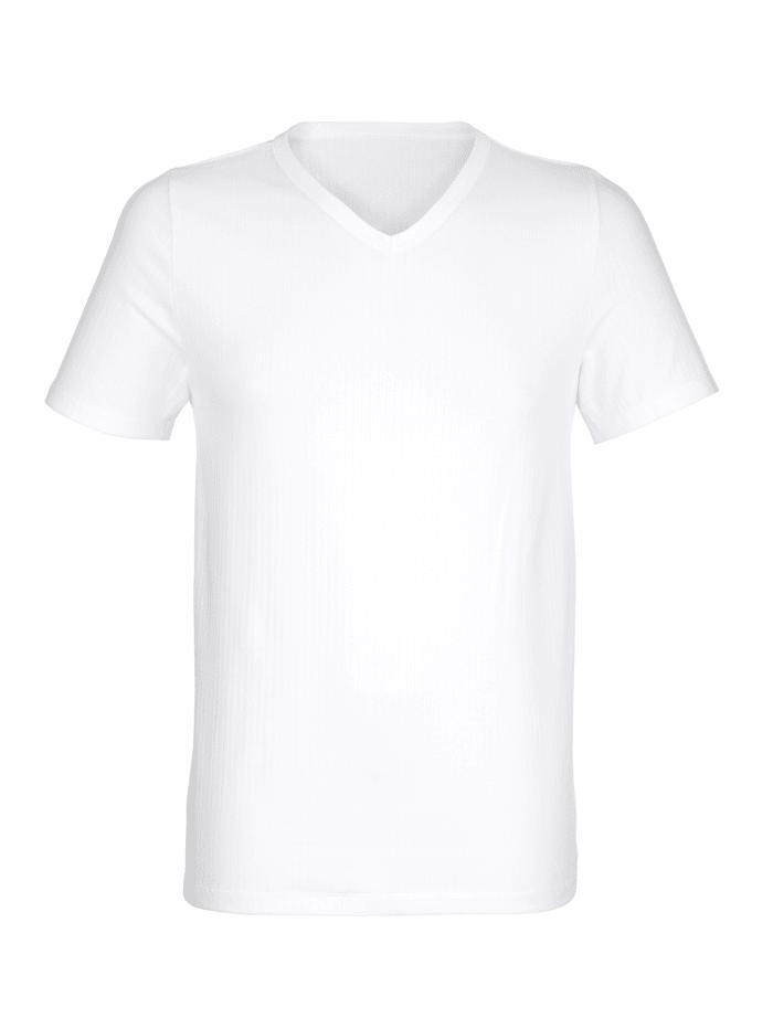 Shirts mit Nadelzug