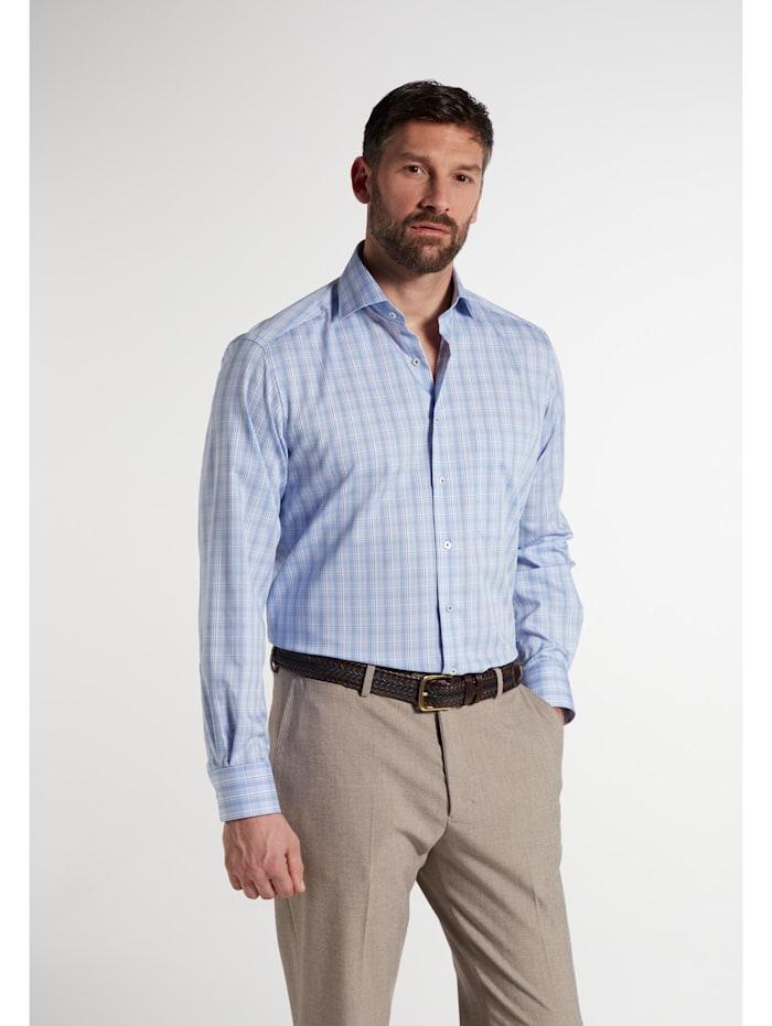 Eterna Eterna Langarm Hemd COMFORT FIT Eterna Langarm Hemd COMFORT FIT, blau