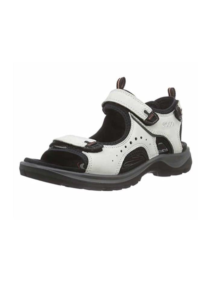 Ecco Sandalen/Sandaletten, weiß