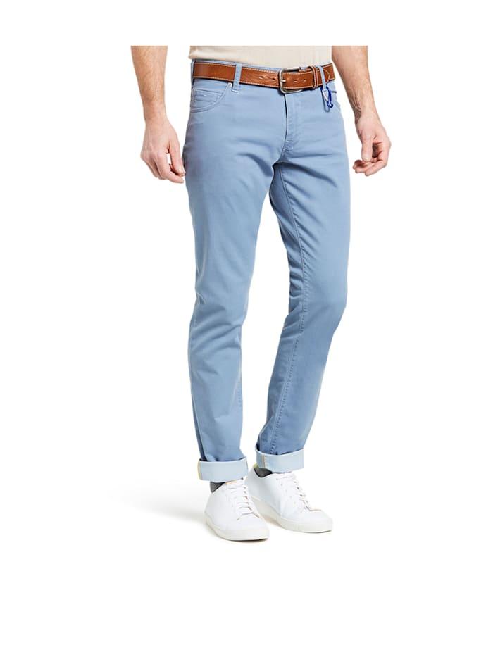 Meyer Hosen M5 SLIM Herren Jeans, blau