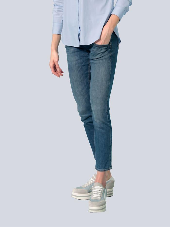 BRAX Jeans im Boyfriendstyle, Blue stone