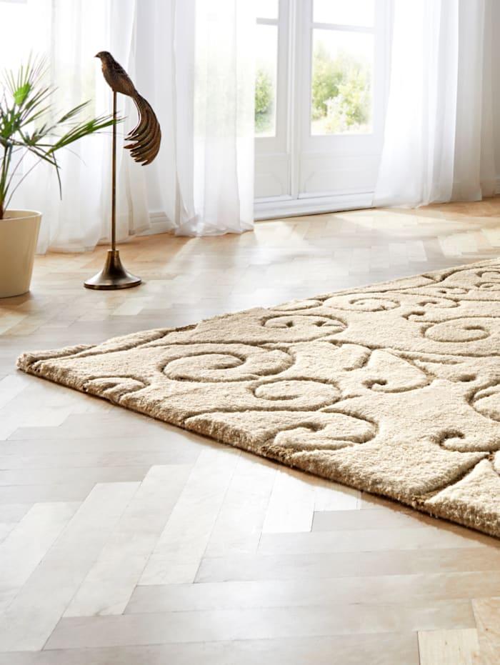 Handtuftteppich 'Kanja'