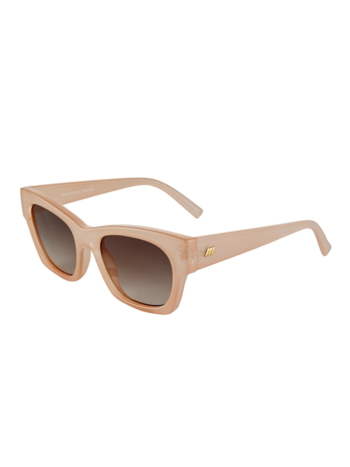 Le Specs Sonnenbrille, rose
