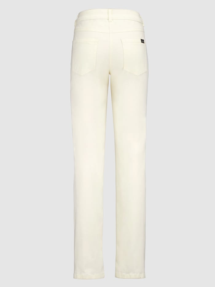 Jeans Laura Straight in 5-Pocket Form