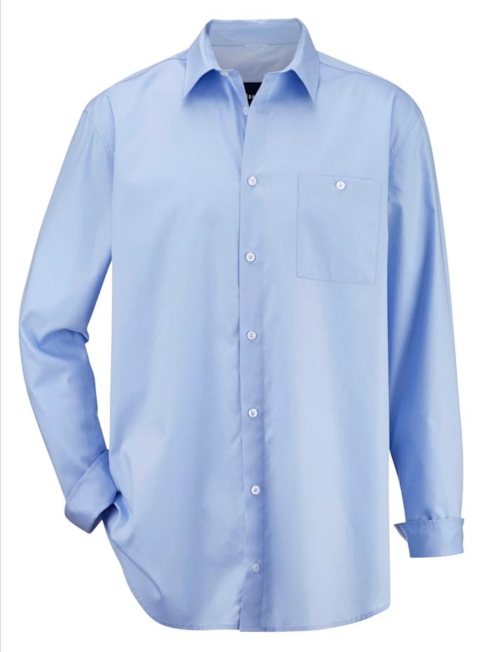 BABISTA Overhemd met Smartcel-technologie, Lichtblauw