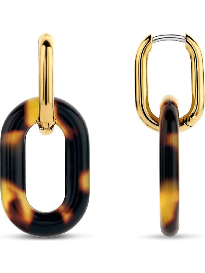 Ti Sento - Milano Damen-Ohrhänger 925er Silber