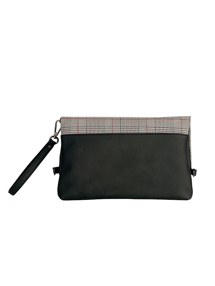 Listová kabelka s více možnostmi nošení