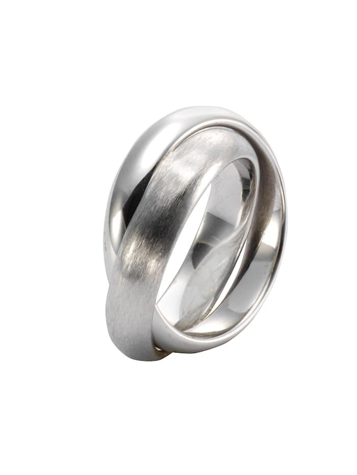 Celesta Ring 925 Sterling Silber Glänzend 925 Sterling
