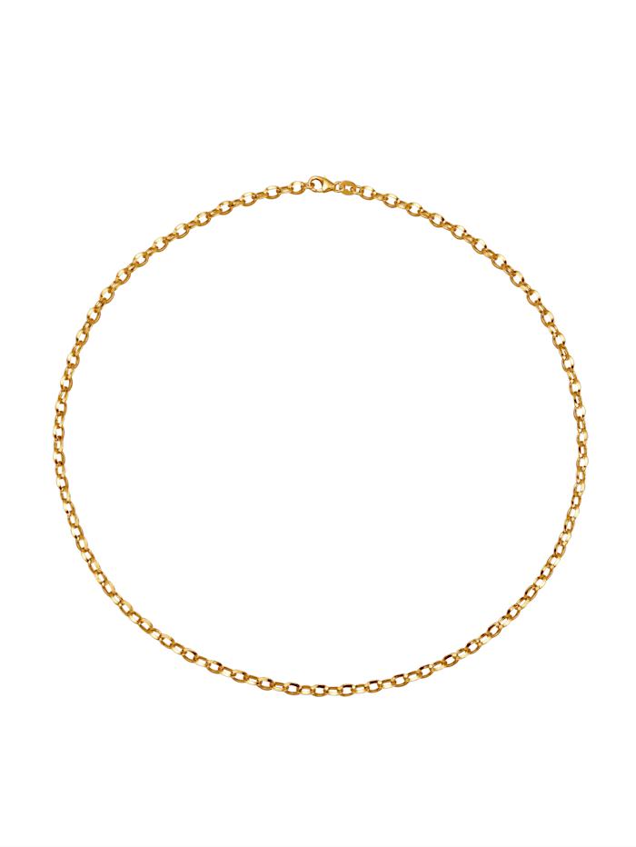 Ankerkette in Gelbgold 375