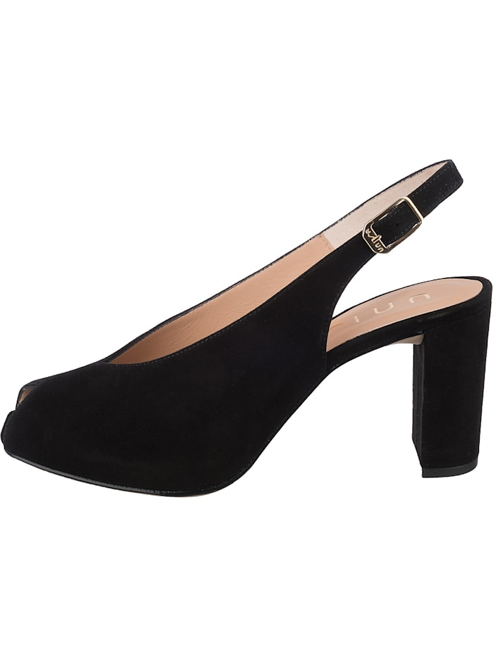 Naples Peeptoe-Pumps