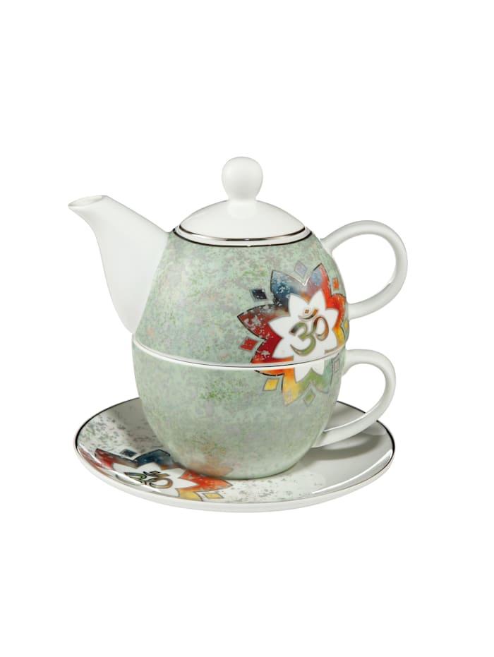 Goebel Goebel Tea for One Lotus - Om, Bunt