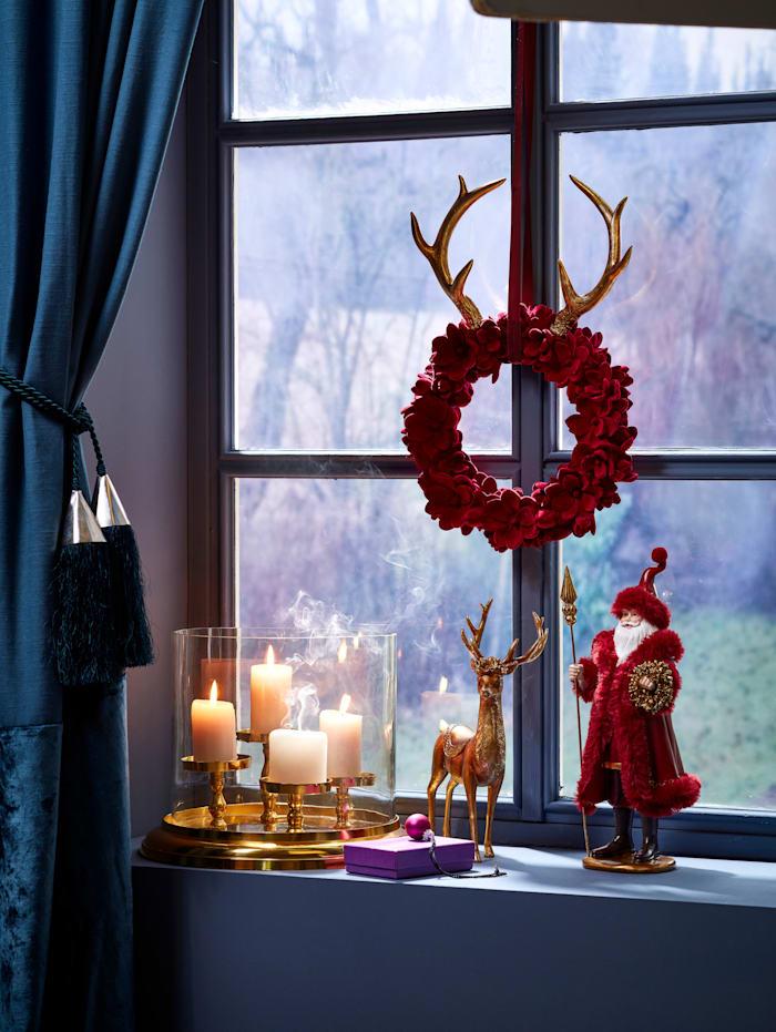 Deko-Santa, Samt