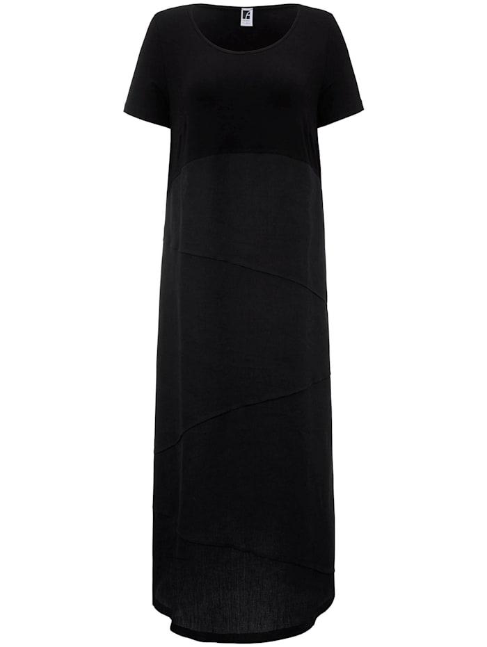 Anna Aura Abendkleid Kleid mit 1/2-Arm, schwarz