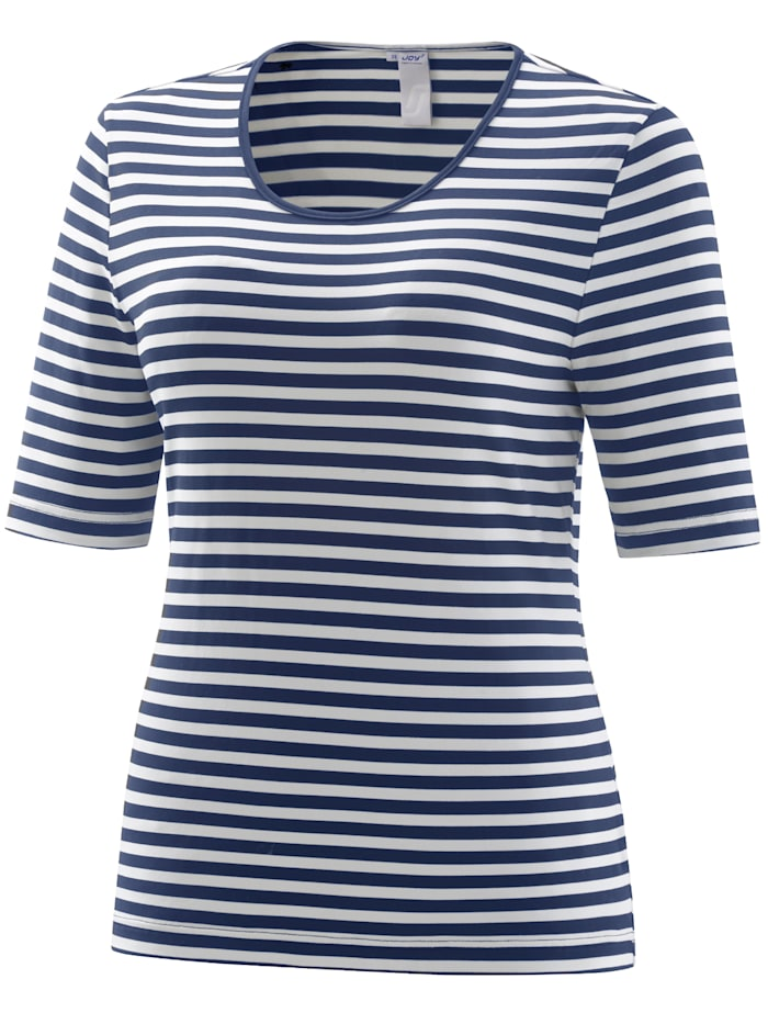 JOY sportswear T-Shirt ALLISON, night stripes