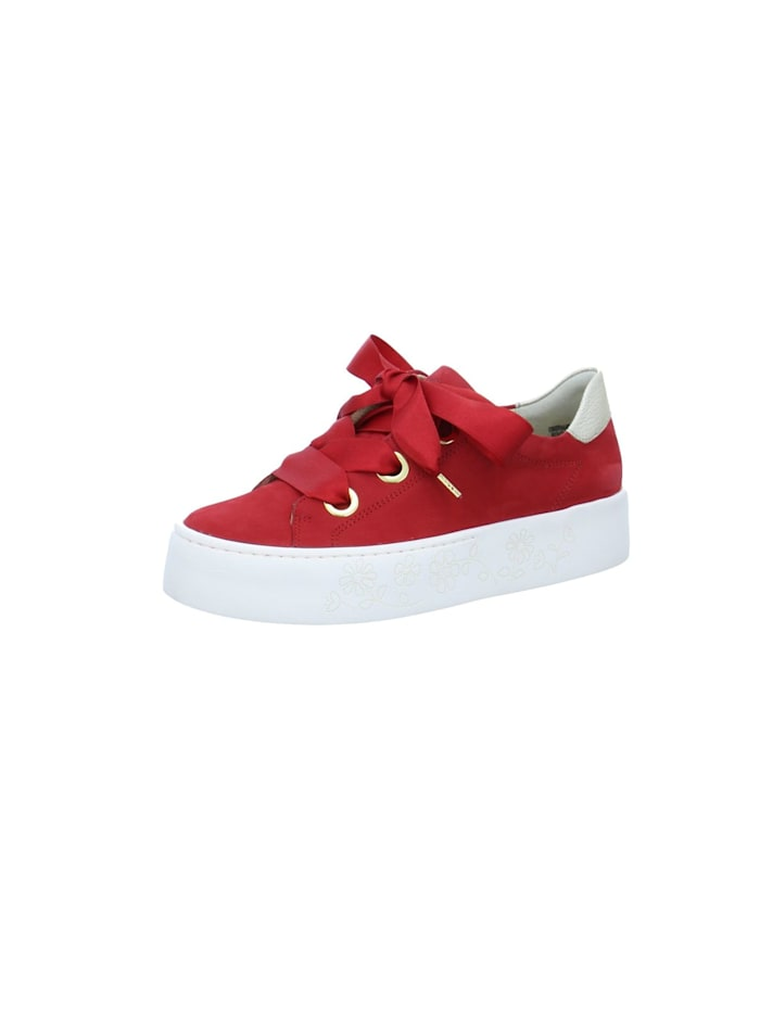 Paul Green Sneakers, rot