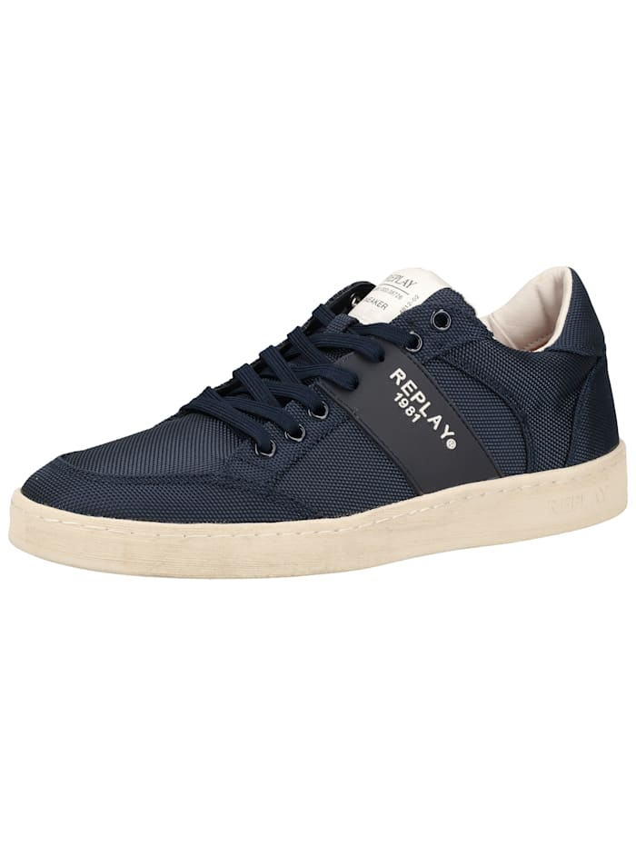 REPLAY REPLAY Sneaker, Navy