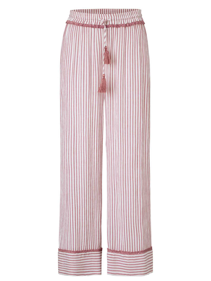 Mellow Peach Pyjamahose, Rosé