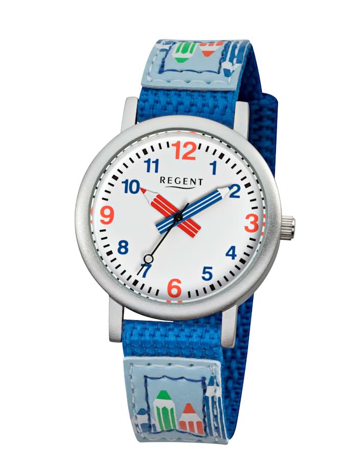 Regent Kinderuhr 12400221, Blau
