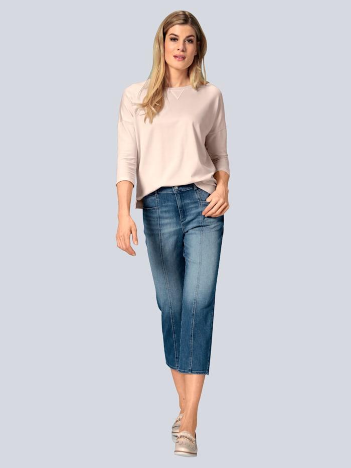 "Jeans Jeans ""Maple S"" mit Teilungsnähten"