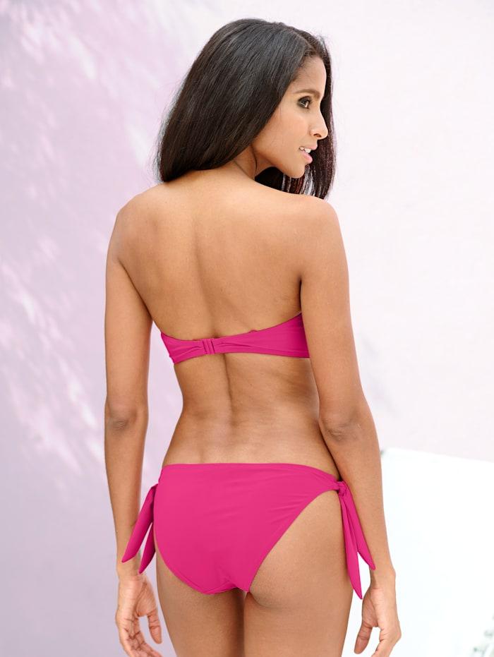 Bikinihose mit Schleifen
