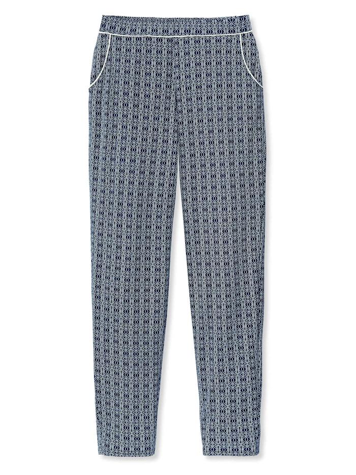 Calida Pants STANDARD 100 by OEKO-TEX zertifiziert, Twilight Blue