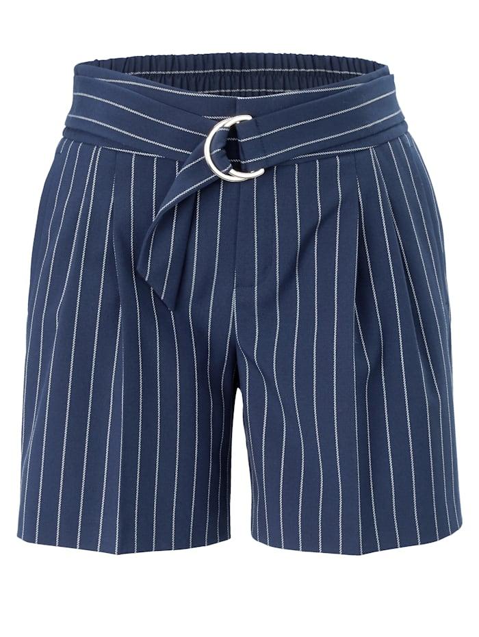 REKEN MAAR Shorts, Dunkelblau
