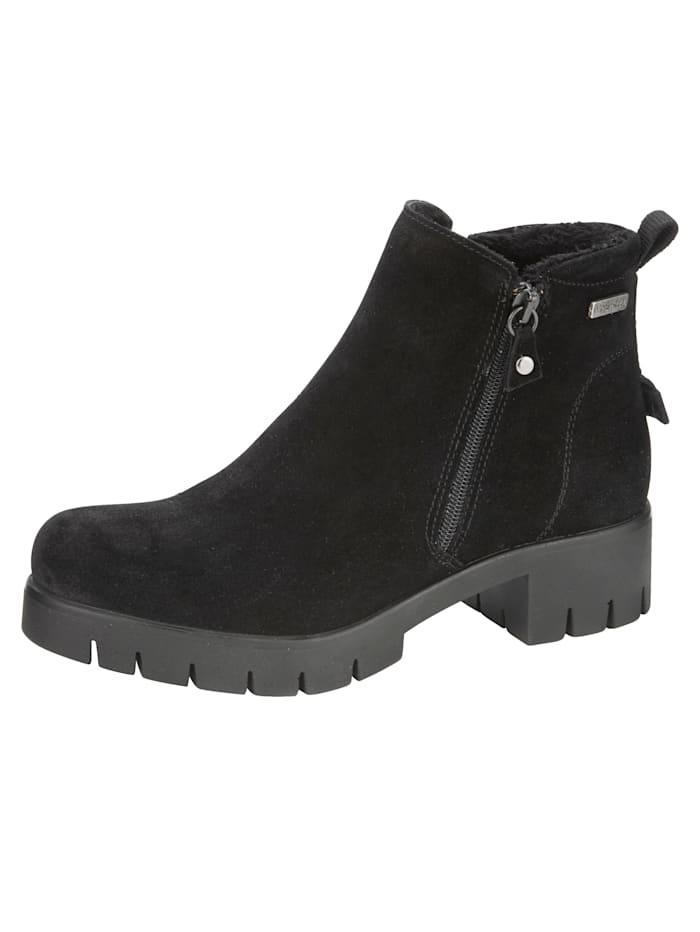 Naturläufer Boots med Tex-membran, Svart