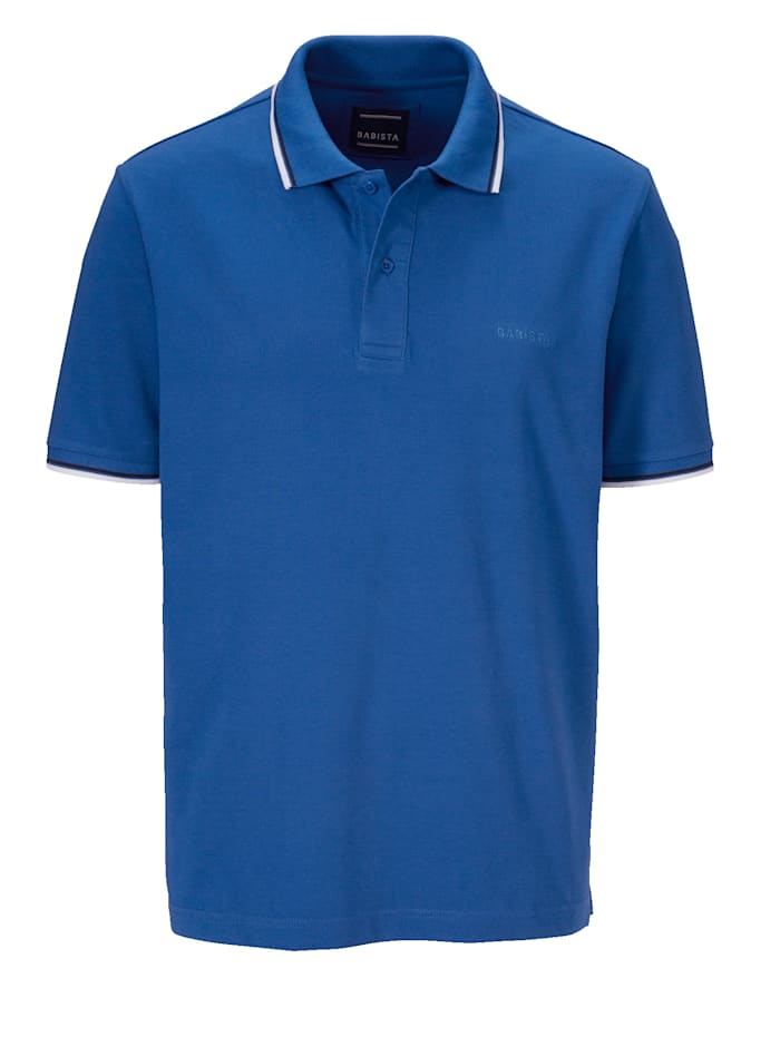 BABISTA Poloshirt, Royal blue