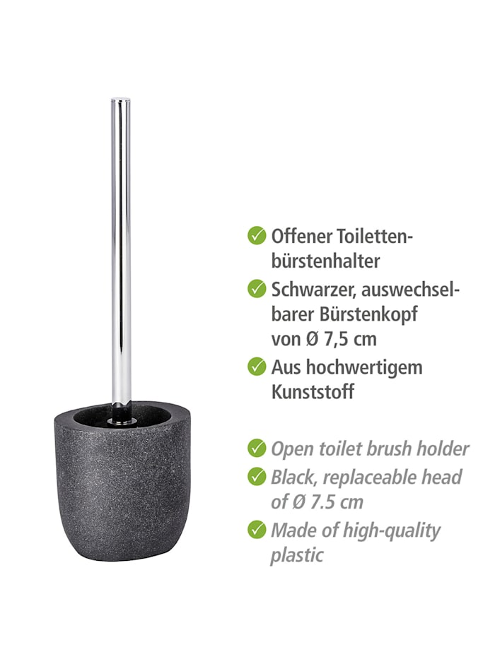 WC-Garnitur Puro Anthrazit