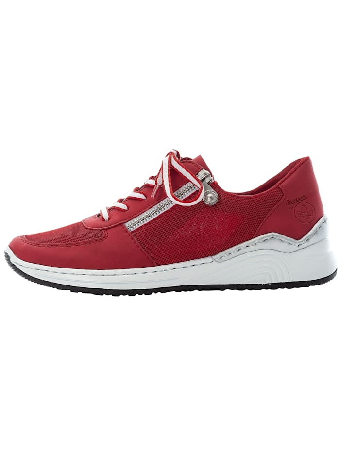 Rieker Sneaker low N6700, rot