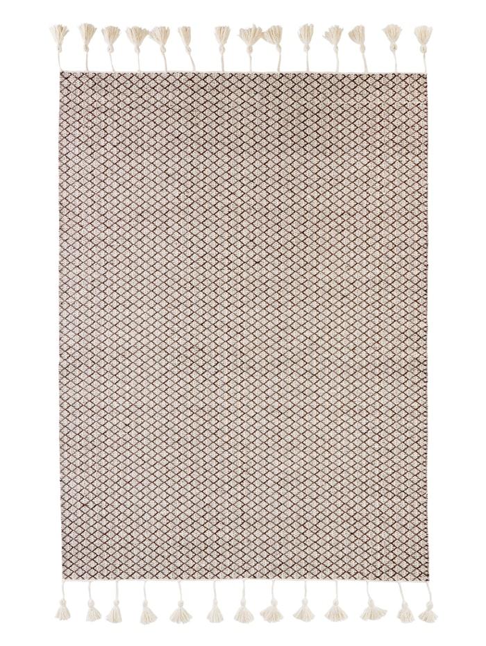 Casamaxx Ručně tkaný koberec Jonas, Přírodní