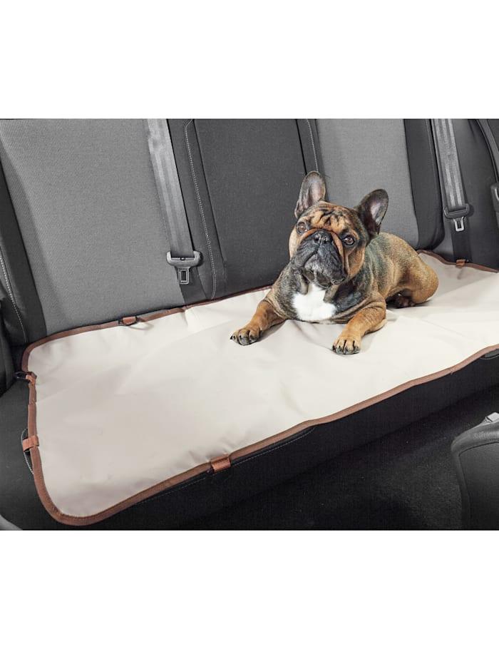 Tier-Autoschutzdecke, Beige/Braun
