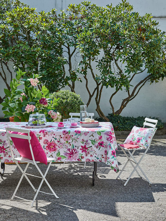 Apelt Tafellinnen Nava, pink/multicolor