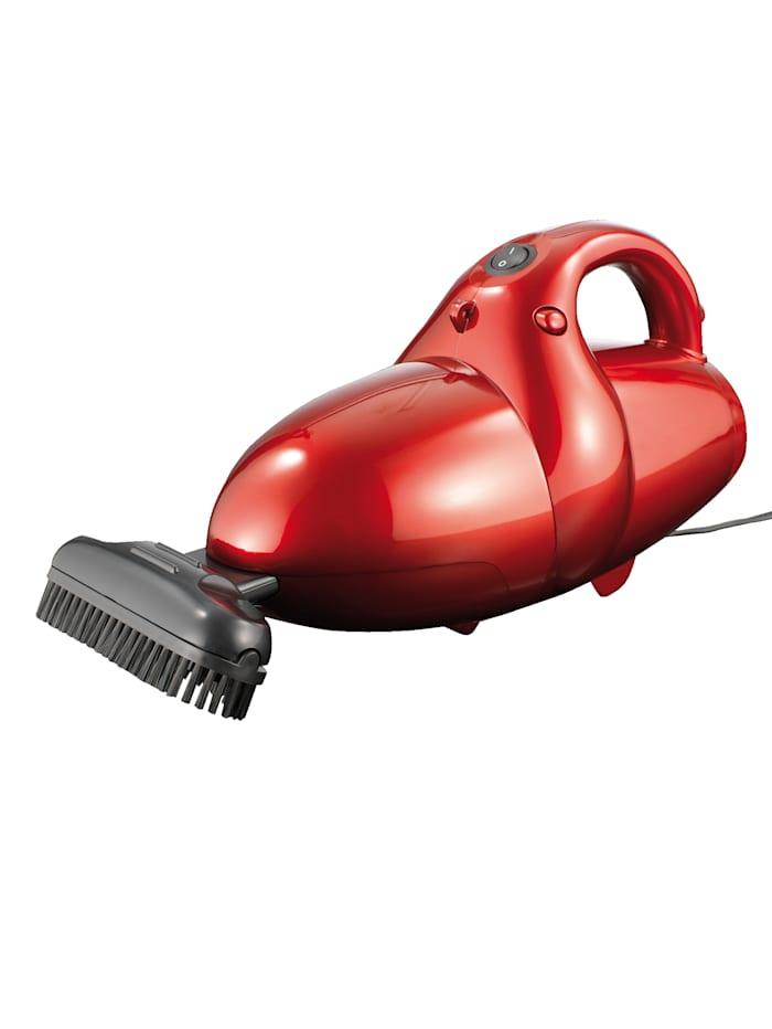 Cleanmaxx Handstofzuiger 2-in-1, rood