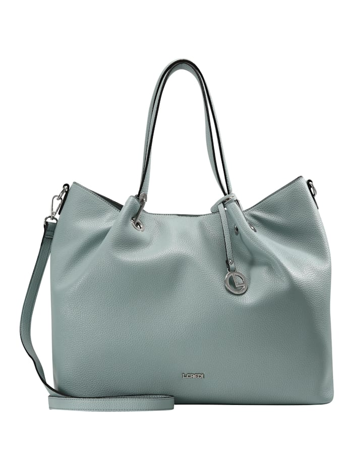 L.Credi Shopper Ebony Shopper, Jade