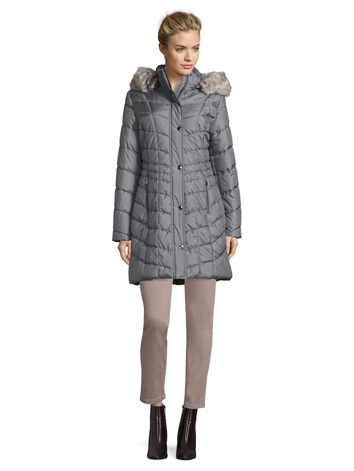 Betty Barclay Outdoorjacke mit abnehmbarer Kapuze, Ashley Blue