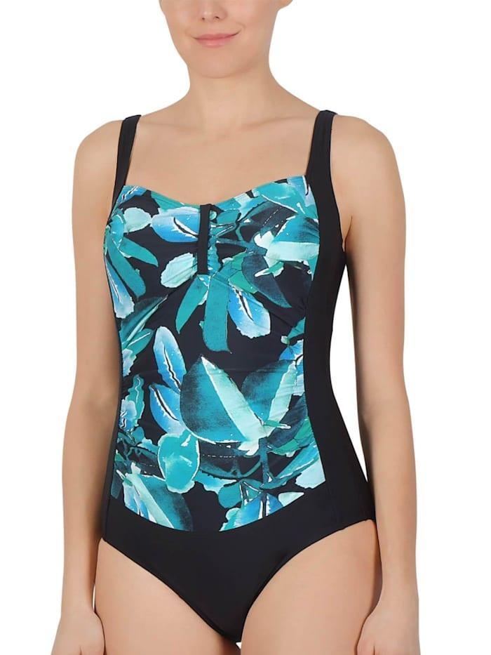 Damen Badeanzug mit Corsage