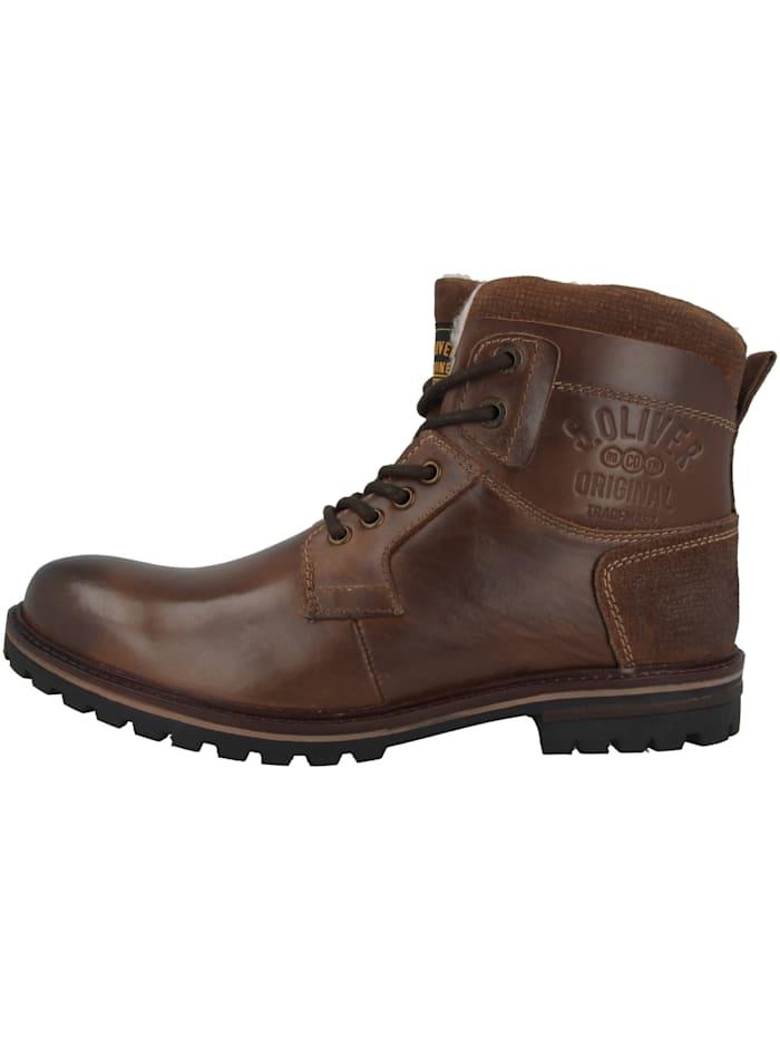 s.Oliver Boots 5-16212-33, braun