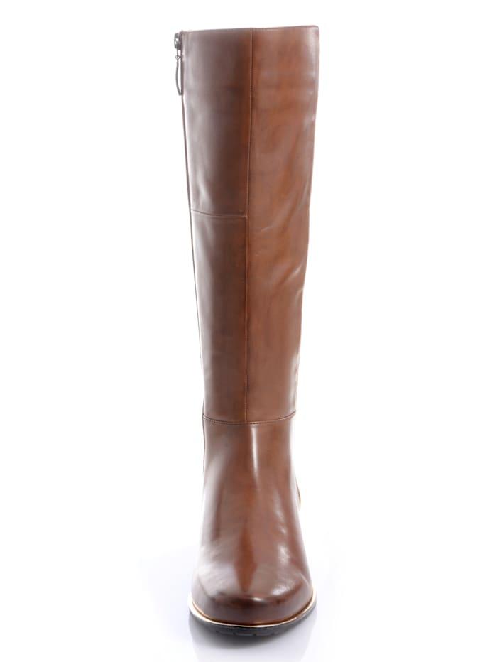 Stiefel mit Komfortweite